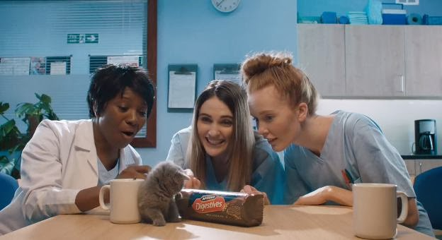 McVitie's Sweeet Trio of New TV Adverts are Deliciously Irresistible