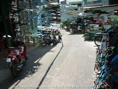 Bán nhà Phú Thọ , Quận 11 giá 3, 5 tỷ - NT77