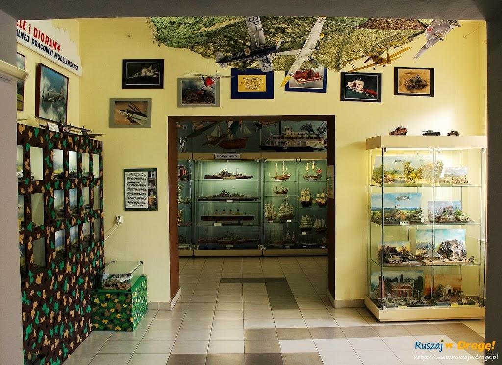 Kielce Muzeum Zabawek i Zabawy - modelarstwo