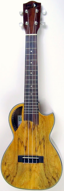 Lani LC55DJ Juniper Cutaway Acoustic Concert Ukulele