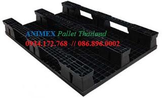 Pallet nhựa xuất khẩu SLS 0812 UT
