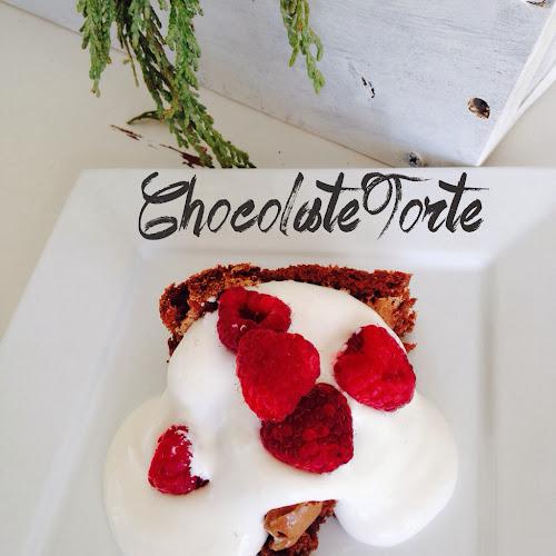 Chocolate torte flourless cake chocolate