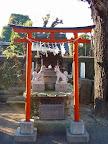 麻布氷川神社末社の高尾稲荷神社