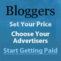 Set Your Price. Choose your Advertisers