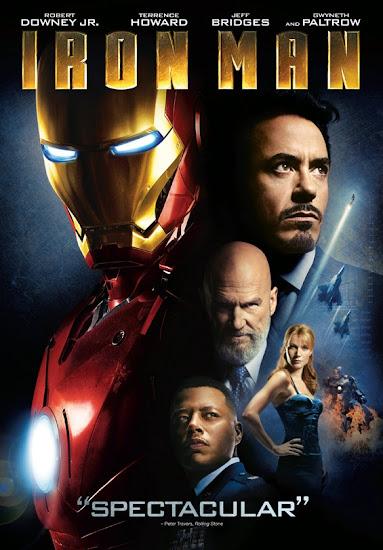 Iron Man 1 ไอรอนแมน มหาประลัยคนเกราะเหล็ก HD [พากย์ไทย]