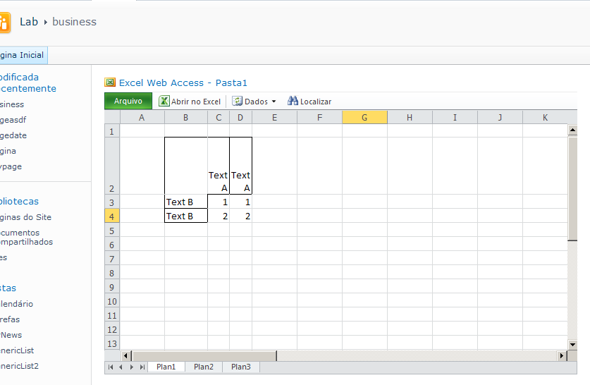 Access Text Vertical Alignment : Microsoft sharepoint renan vertical text align on excel