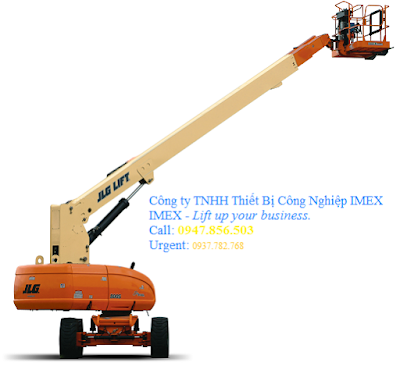 Thang nâng người tự hành JLG 800S 24.38m