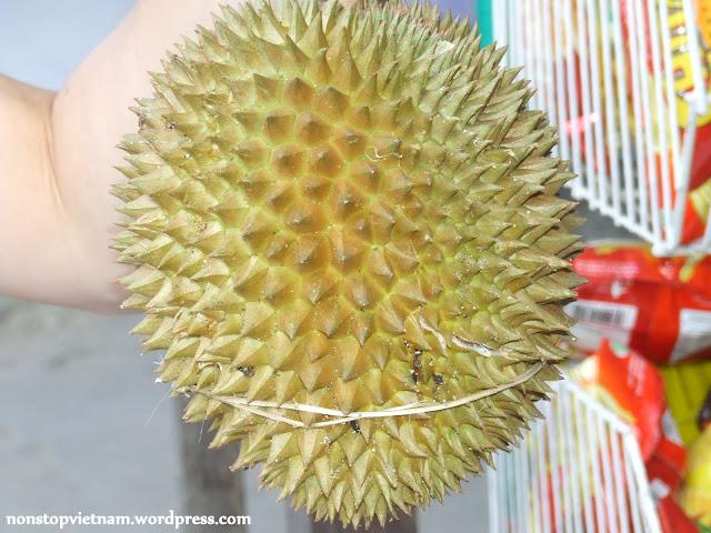 King of fruits: durian / A gyümölcsök királya: durian