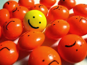 Smilies by Jessicah Tam, Creative Commons via Flickr