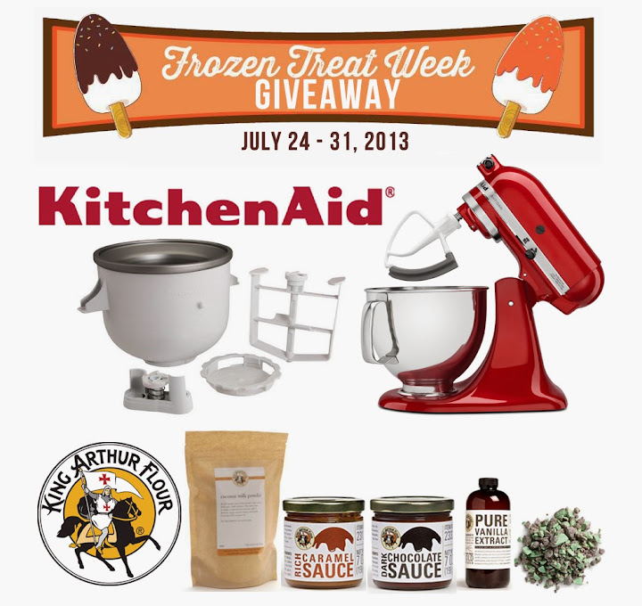 KitchenAid + King Arthur Flour Giveaway