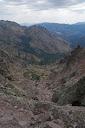 Vallée du Niolu vers les Cinque Frati