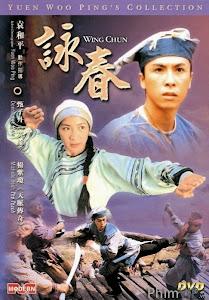 Vịnh Xuân Quyền - Wing Chun poster