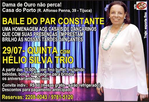 Organizada por Terê Freitas uma vez por mês, nesta edição a promoter homenageou o