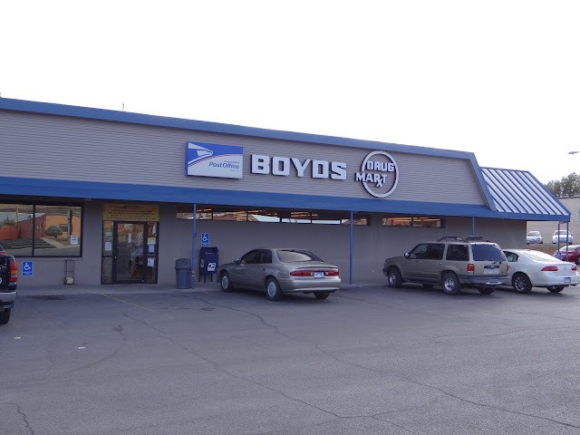 Rapid City, SD: Boyd's Drug East CPU