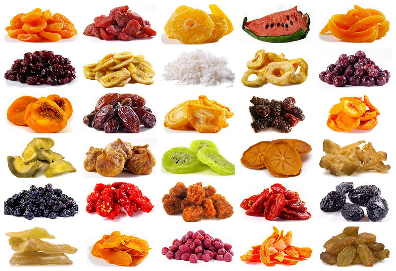 Name the Dried Fruit (images) Quiz - 191.1KB