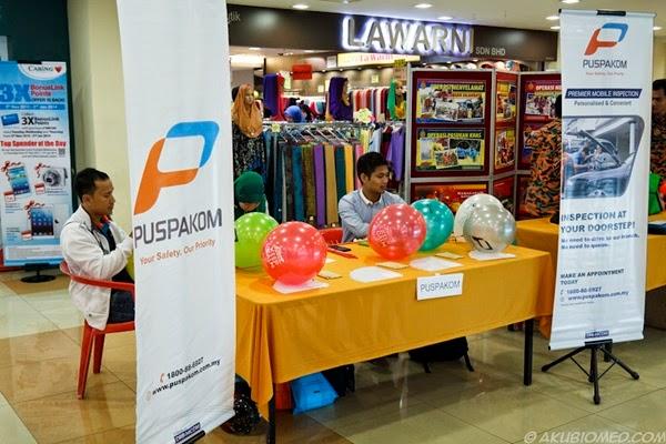 booth Puspakom