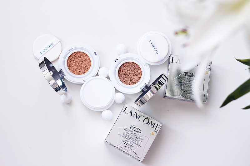 Lancôme Miracle Cushion foundation