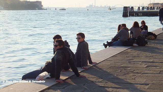 Fondamenta delle Zattere, Venecia, Italia, Elisa N, Blog de Viajes, Lifestyle, Travel