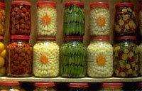 Chế biến và bảo quản các loại dưa chua