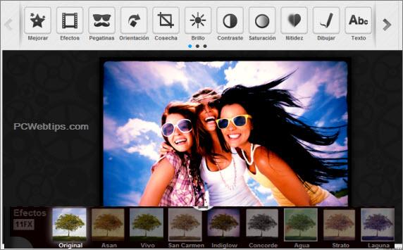 Editor de fotos picnik gratis 89