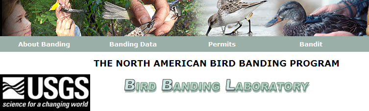 USGS Bird Banding Lab