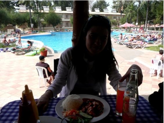 Complejo hotelero África