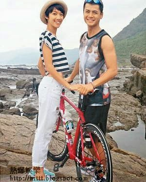 蔡思貝和羅仲謙在無綫新劇《潮流教主》中,再度飾演情侶,未知到時兩人的緋聞會否死灰復燃呢?