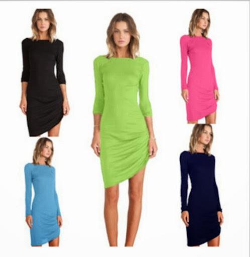 Winter Dress vestido de festa Women Greek Long Section