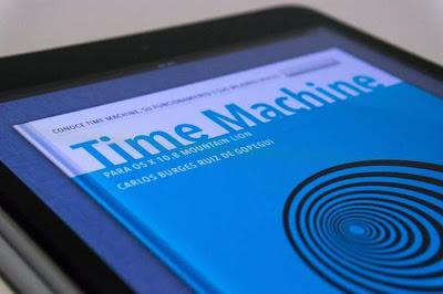 """""""Time Machine para OS X 10.8 Mountain Lion"""", un iBook para quienes quieren conocerlo a fondo"""