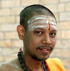 Madurai temple priest (Kurukkal)