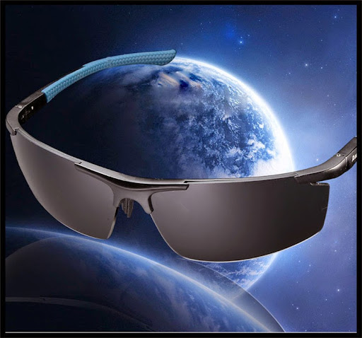 sunglasses men polarized sport aviator Driver Outdoors