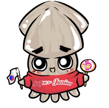 Mascota: el Kraken!