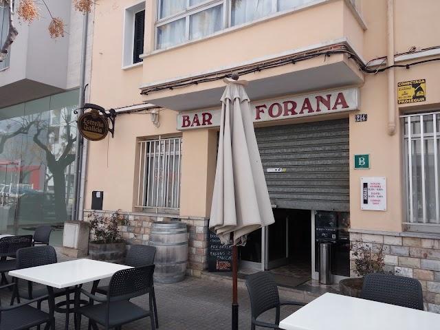 Bar Forana