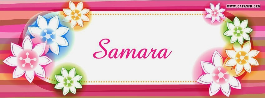 Capas para Facebook Samara