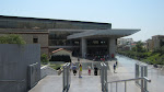 The New Acropolis Museum, which is pretty amazing