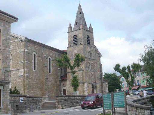 L'église de la Chapelle-en-Vercors