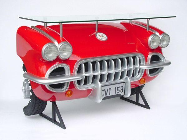 Corvette бар
