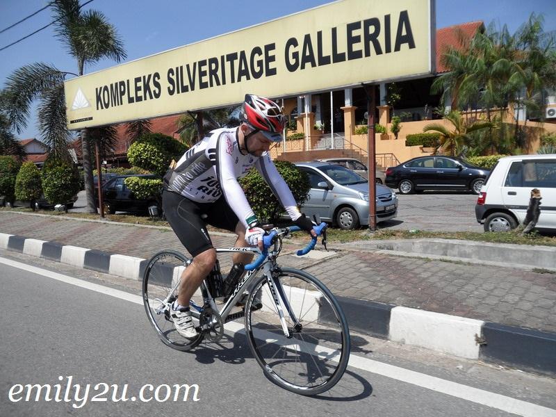 Ipoh Century Ride Malaysia photos