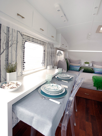 Marvel At Home On Wheels Best Caravan Interior Design