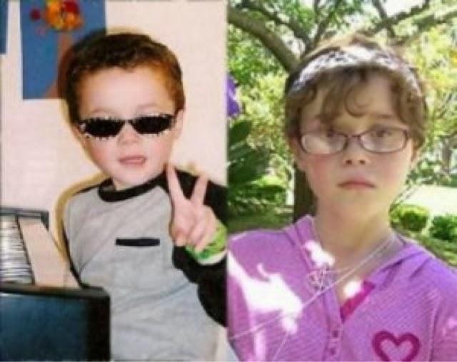 Una pareja de gay transforma en niña a su hijo adoptado