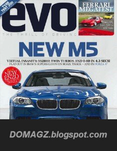 Download Evo - December 2011 Free - Mediafire Link