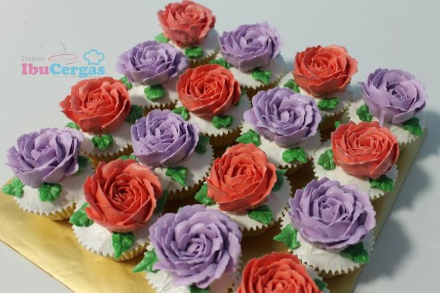 Rosses cupcake