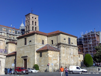 iglesia san marcelo, leon