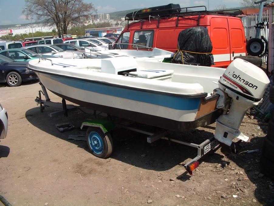 Лодки Second-hand Нов Внос DVCI7259