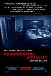 Paranormal Activity - Hiện tượng siêu nhiên