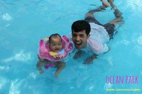 Ngajarin Anak Renang untuk Mengurangi Risiko Tenggelam