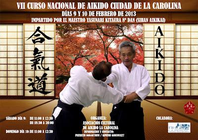 VII Curso de Aikido Ciudad de La Carolina