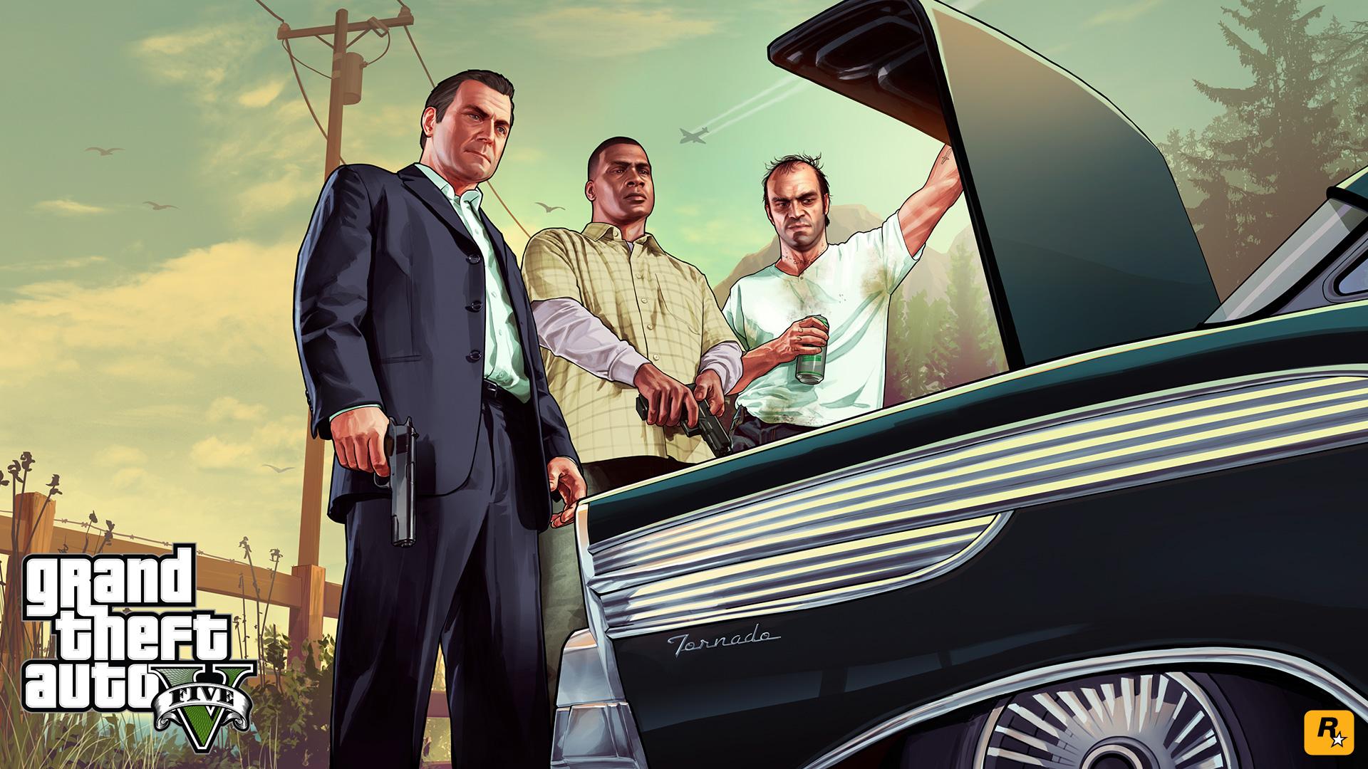 GTA Online là phần chơi trực tuyến của GTA 5 - Ảnh 23