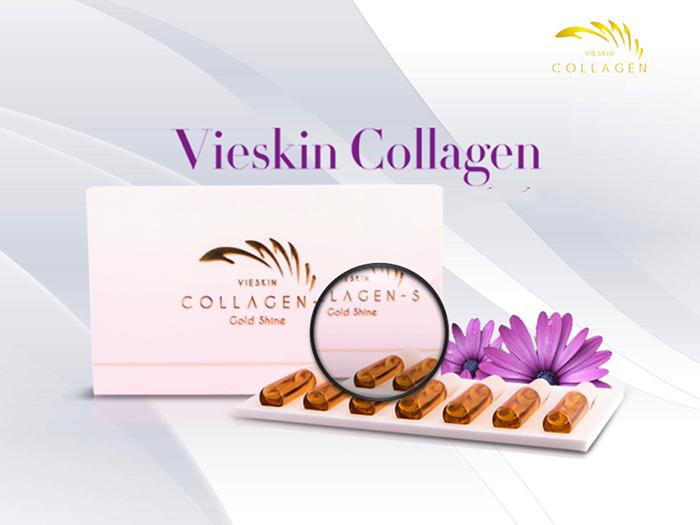 Tinh chất làm đẹp collagen Vieskin