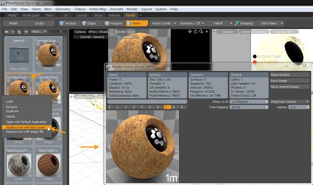 การสร้าง Material Preset เก็บไว้ใช้งาน Modomat25